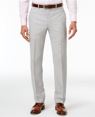 Lauren Ralph Lauren Men's Classic-Fit Total Comfort Wool Dress Pants $125 thestylecure.com