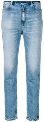 IRO Debyh faded jeans