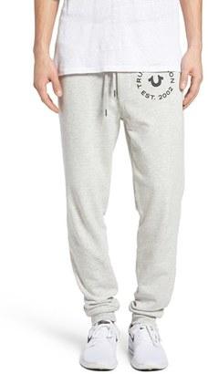 Men's True Religion Brand Jeans Sweatpants $148 thestylecure.com