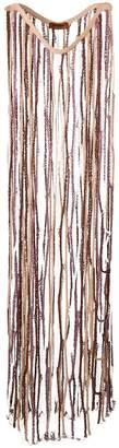 Missoni woven overall dress