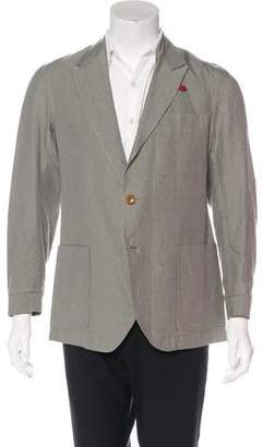 Oliver Spencer Linen Sport Coat