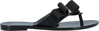 Jason Wu MELISSA + Toe strap sandals