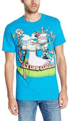 Liquid Blue Liquid Men's Flying Circus Foot T-Shirt