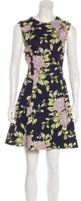 Rag & Bone Floral A-Line Dress