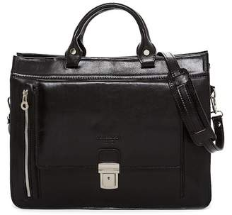 Persaman New York Carlos Italian Leather Briefcase