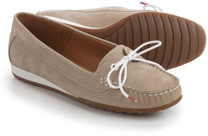 AraAra Nele Boat Shoes - Suede, Slip-Ons (For Women)