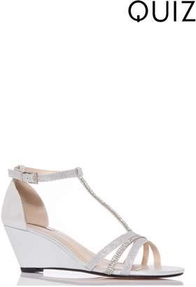 5cc003d22d3f27 ... Monsoon Diana Diamante Jewel Wedge Heels · £89. Get a Sale Alert View  Details ...