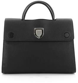 Christian Dior Pre-owned: Diorever Top Handle Bag Leather Medium.