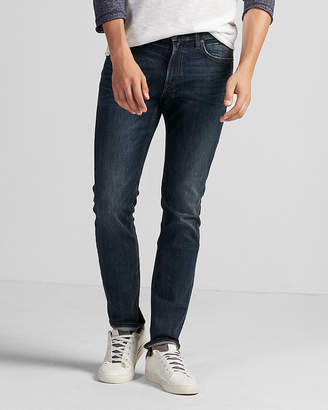 Express Slim Medium Wash Stretch+ Eco-Friendly Jeans