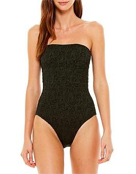 The Upside Army Leopard Latisha One Piece