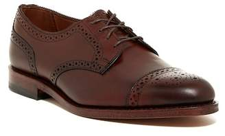 Allen Edmonds 6th Avenue Cap Toe Derby - Extra Wide Width Available $395 thestylecure.com