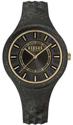 Versace Fire Island Analog Quartz Watch, 39mm