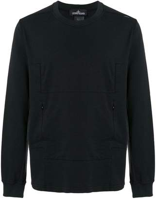 Stone Island Shadow Project zipped sweater