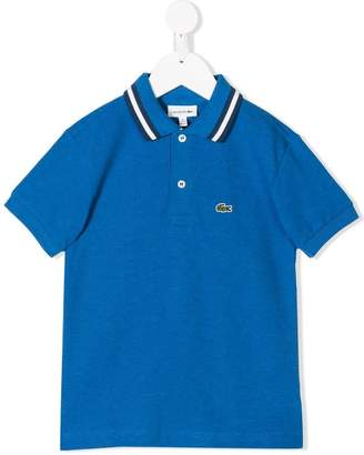 Lacoste Kids short-sleeve polo shirt