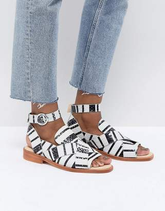 Free People Catalina Mono Sandals