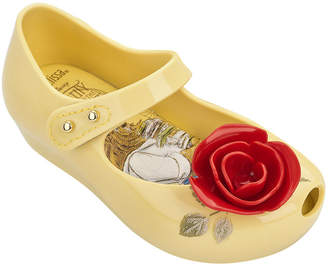 Mini Melissa Mini Ultragirl Beauty & The Beast Mary Jane