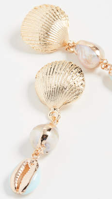 Shashi Mermaid Earrings