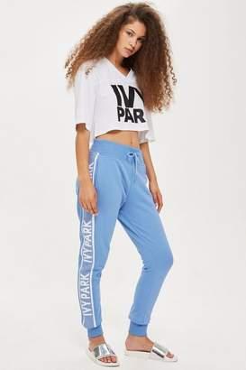 Ivy Park Logo Knitted Jogging Bottoms