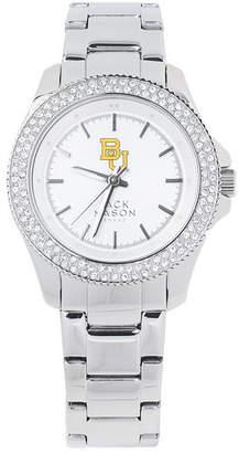 Jack Mason Women Baylor Bears Glitz Sport Bracelet Watch