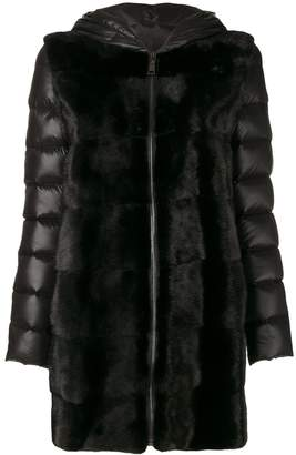Cara Mila Lisa down mink coat