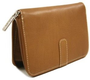 Piel Leather ZIP AROUND WALLET