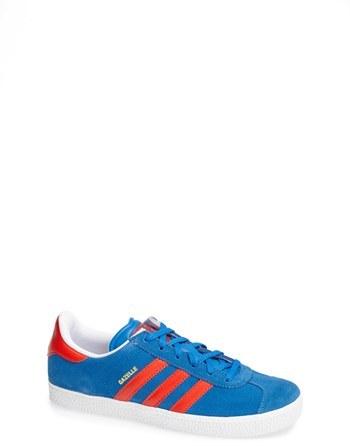 adidas 'Gazelle 2' Sneaker (Big Kid)