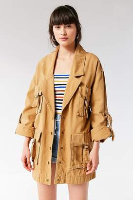 Urban Outfitters Delta Cargo Jacket
