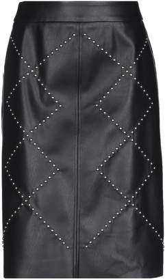 Mariella Rosati Knee length skirts - Item 35416339PD