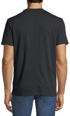 DKNY Men's Crewneck Pima-Blend Jersey T-Shirt