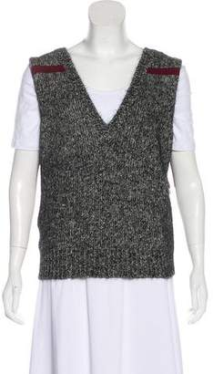 Marni Embroidered Sweater Vest