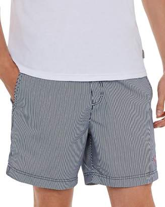 Ted Baker Lenoke Striped Formal Swim Shorts