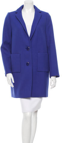 Kate Spade Kate Spade New York Wool Chesterfield Coat