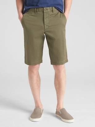 """Gap 12"""" Washwell Vintage Wash Shorts with GapFlex"""