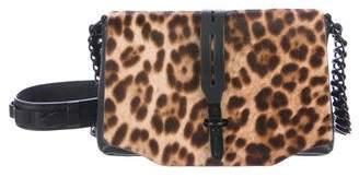 Rag & Bone Mini Leopard Enfield Bag