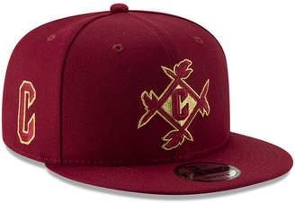 New Era Cleveland Cavaliers Mishmash 9FIFTY Snapback Cap