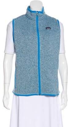 Patagonia Sleeveless Fleece Vest