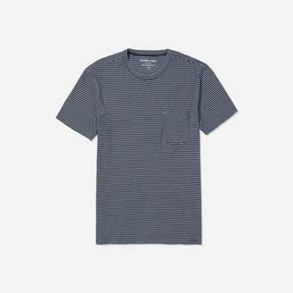 Everlane The Indigo Cotton Pocket Tee