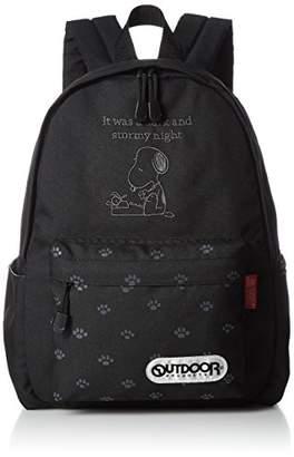 Outdoor Products (アウトドア プロダクツ) - [アウトドアプロダクツ] リュックサック デイパック(S) SY1041 ブラック ブラック