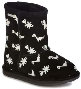 Emu Animal Print Boots