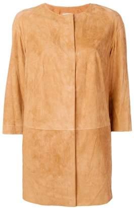 Desa 1972 collarless long jacket
