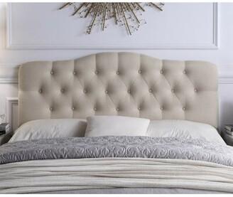 Andover Mills Dax Upholstered Panel Headboard