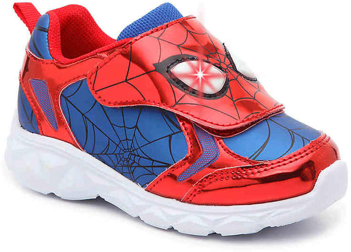 Marvel Spiderman Toddler & Youth Light-Up Sneaker - Boy's