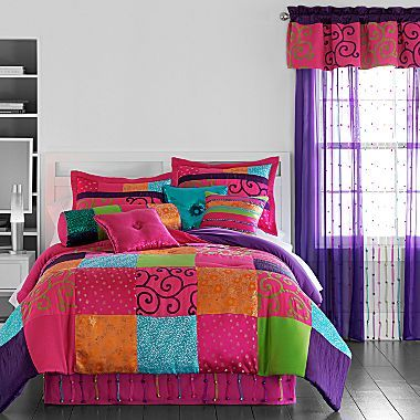 Seventeen® Samantha Comforter Set & Accessories