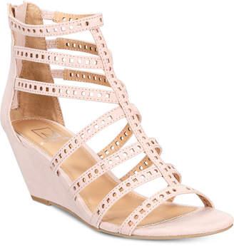 Material Girl Harriette Wedge Sandals, Women Shoes