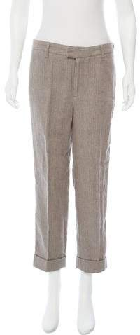 Marc by Marc Jacobs Mid-Rise Herringbone Pants w/ Tags