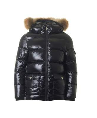 Pyrenex Authentic Jacket With Fur Trim Hood