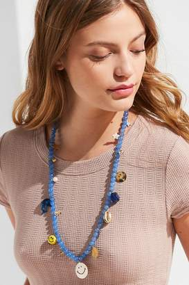 Venessa Arizaga Blue Hawaiian Necklace