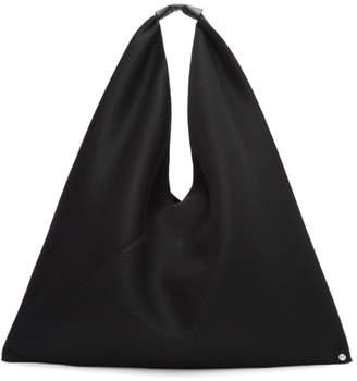 Maison Margiela Black XL Mesh Tote