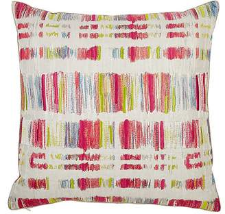 Dransfield and Ross Festival Cotton-Linen Pillow