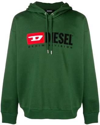 Diesel logo hoodie sweatshirt